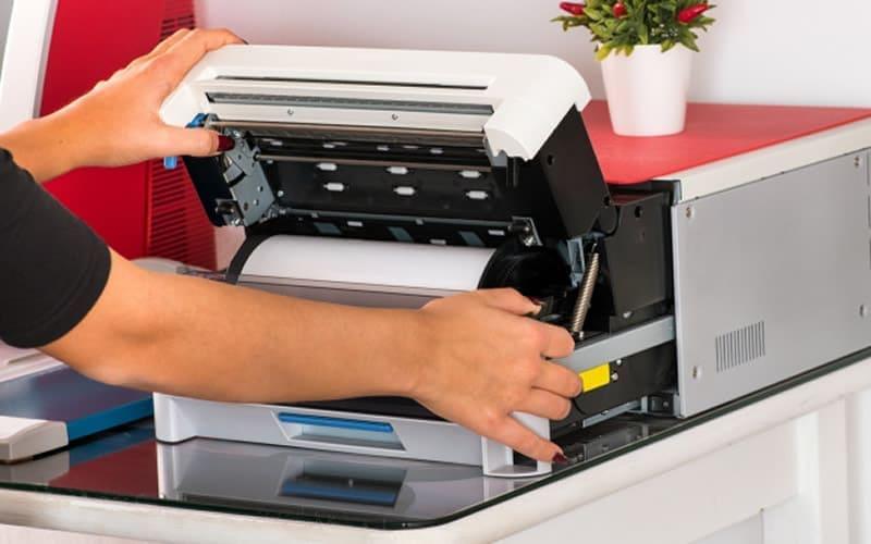 5 Erros Comuns Na Impressora HP