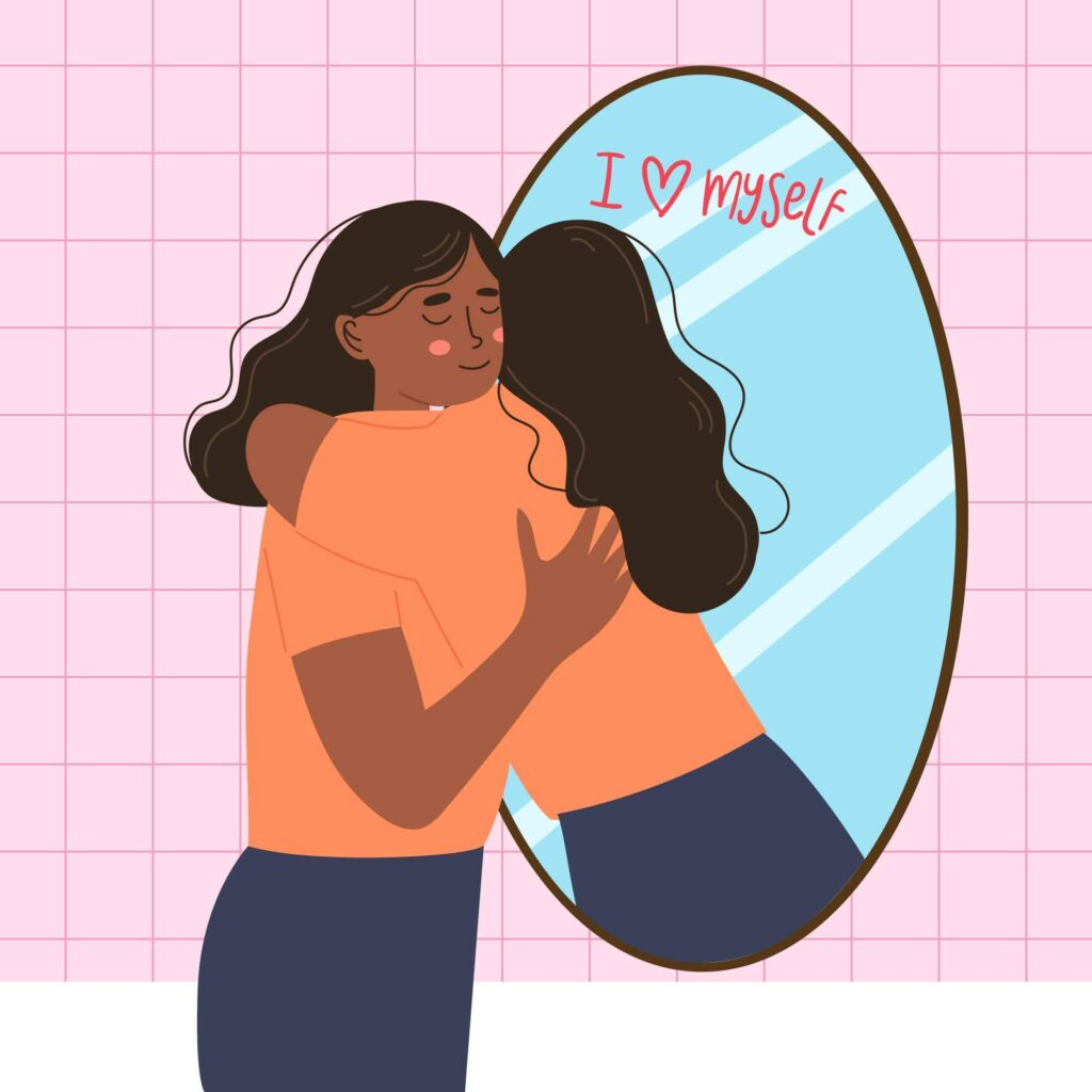 Tratamento para melhorar a autoestima